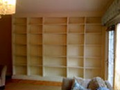 11 ft Library Wall Unit